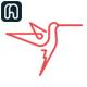Hummingbird Logo - GraphicRiver Item for Sale
