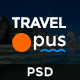 Travel Opus PSD Templates - ThemeForest Item for Sale