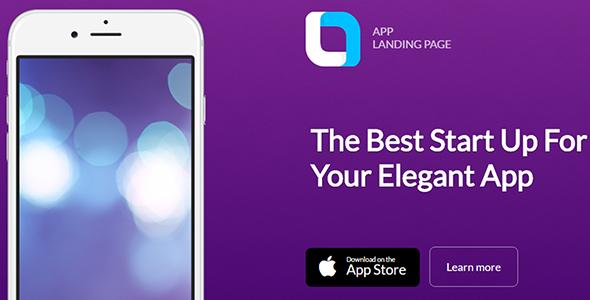 Ola - Multipurpose App Landing Page and Creative WordPress Theme