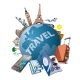 Travel - GraphicRiver Item for Sale