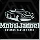 Mobil Jadoel - Vintage Car Logo - GraphicRiver Item for Sale