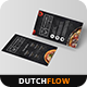 Pizza Business Card - GraphicRiver Item for Sale