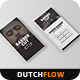 Barber Business Card - GraphicRiver Item for Sale