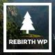 Rebirth - Freelance & Agency Portfolio WordPress Theme - ThemeForest Item for Sale