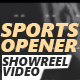 Sports Opener - Showreel Video - VideoHive Item for Sale
