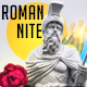 Roman Party Flyer - GraphicRiver Item for Sale