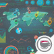 Colorful Corporate Infographic Elements - GraphicRiver Item for Sale