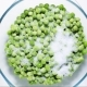 Defrost Green Peas View From Above - VideoHive Item for Sale
