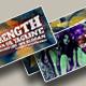 Grunge Facebook Timeline Covers - V2 - GraphicRiver Item for Sale