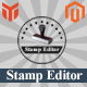 Stamp Editor Magento Extension - CodeCanyon Item for Sale