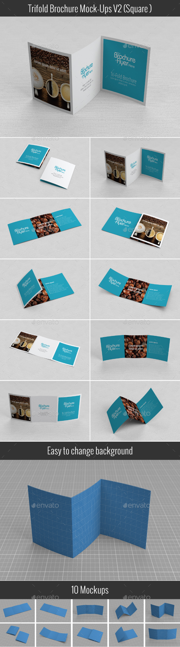 Square Up Graphics, Designs & Templates from GraphicRiver