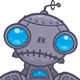 Sad Robot - GraphicRiver Item for Sale