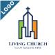 Living Church Logo - GraphicRiver Item for Sale