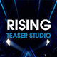 Rising Teaser Studio | Element 3D | Logo and Titles - VideoHive Item for Sale