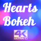 Hearts Bokeh Transitions - VideoHive Item for Sale