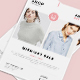 Fashion Flyer Template - GraphicRiver Item for Sale