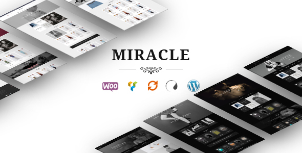 Miracle - Responsive WooCommerce WordPress Theme