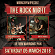 Rock Night Flyer / Poster - GraphicRiver Item for Sale