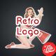 Retro Logo - VideoHive Item for Sale