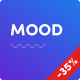 MOOD Creative MultiPurpose WordPress Theme - ThemeForest Item for Sale
