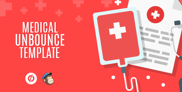 Medical - Unbounce Template