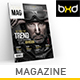 Magazine Template - InDesign 40 Page Layout V6 - GraphicRiver Item for Sale