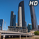 Melbourne City River Bridge 1 - VideoHive Item for Sale