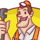 Mr. Fixer - GraphicRiver Item for Sale