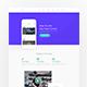 E-Buy Apps Landing PSD Template - ThemeForest Item for Sale