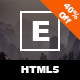 Enterprise - Responsive Multi-Purpose HTML5 Template - ThemeForest Item for Sale
