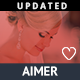 Aimer - Wedding template for lovers - ThemeForest Item for Sale