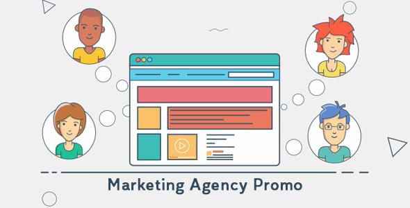 Marketing Agency Promo