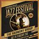 Jazz Festival Flyer / Poster - GraphicRiver Item for Sale