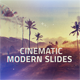 Cinematic Modern Slides - VideoHive Item for Sale