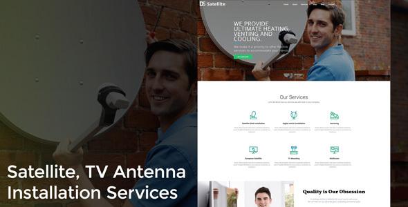 Satellite - TV & Internet Installation Services