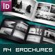 Minimalfolio Photography Portfolio A4 Brochure - GraphicRiver Item for Sale