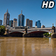 Melbourne City River Bridge 2 - VideoHive Item for Sale