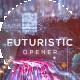 Futuristic Cinematic Parallax Opener   Slideshow - VideoHive Item for Sale
