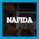 NAFIDA- Personal Business Card Template - ThemeForest Item for Sale