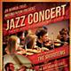 Jazz Concert Flyer / Poster - GraphicRiver Item for Sale