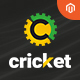 Cricket Magento 2.2.x Template With Pages Builder - ThemeForest Item for Sale