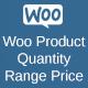 Woo Product Quantity Range Price - CodeCanyon Item for Sale