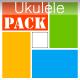 Acoustic Happiness Ukulele Pack