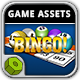 Bingo Game Assets - GraphicRiver Item for Sale