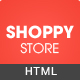 ShoppyStore - Multipurpose eCommerce HTML5 Template - ThemeForest Item for Sale