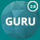 GURU - Personal Portfolio Template - ThemeForest Item for Sale