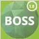 BOSS - Freelancer Portfolio Template - ThemeForest Item for Sale