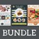 Food Flyer Bundle - GraphicRiver Item for Sale