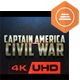 Civil War Cinematic Trailer - VideoHive Item for Sale
