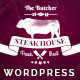 The Butcher - WordPress Food Theme for Meat Restaurants - ThemeForest Item for Sale